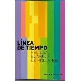 Papel LINEA DE TIEMPO (COLECCION NOMADISMOS) (RUSTICA)