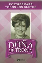 Papel Doña Petrona - Postres Para Todos Los Gustos