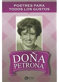 Papel Petrona - Postres Para Todos Los Gustos