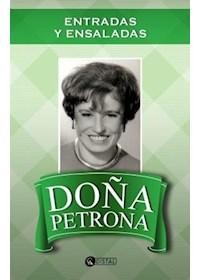 Papel Doña Petrona - Platos Fríos, Entradas Y Ensaladas