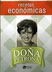 Papel Doña Petrona - Recetas Economicas