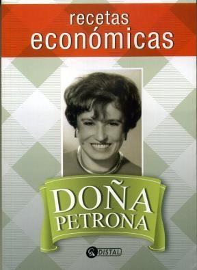 Papel Doña Petrona Recetas Economicas