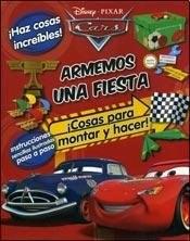 Papel Disney Cars - Armemos Una Fiesta
