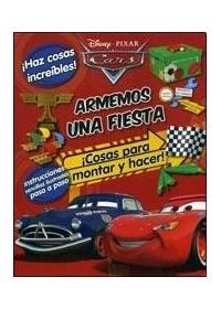 Papel Cars - Armemos Una Fiesta