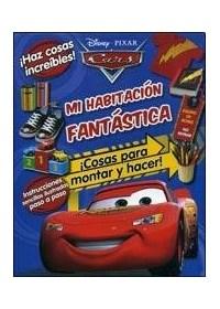 Papel Cars - Mi Habitación Fantástica