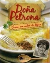 Papel Doña Petrona Cocina Con Calor De Hogar