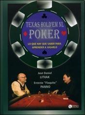 Libro Texas Hold'Em Nl Poker