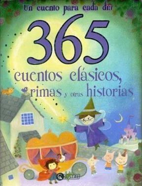 Papel 365 Cuentos Clásicos, Rimas Y Otras Historias Ed. Grande