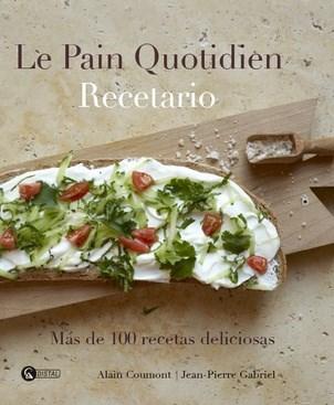 Papel Le Pain Quotidien - Recetario