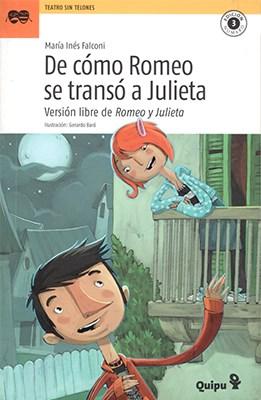 Papel De Cómo Romeo Se Transó A Julieta