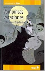 Libro Vampiricas Vacaciones
