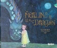 Papel Merlina Y El Dragón