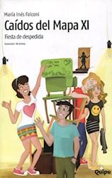 Libro 11. Caidos Del Mapa  Fiesta De Despedida