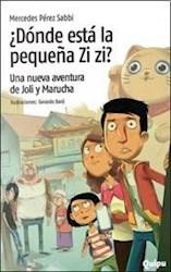 Libro Donde Esta La Pequeña Zi Zi