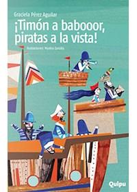 Papel Timon A Babooor, Piratas A La Vista!