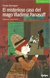 Libro El Misterioso Caso Del Mago Vladimir Panasoff