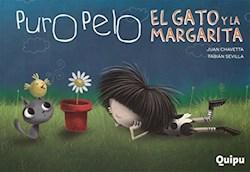 Papel Coleccion Puro Pelo - El Gato Y La Margarita