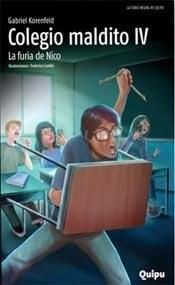 Papel Colegio Maldito Iv