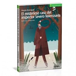 Libro El Misterioso Caso Del Inspector Severo Valenzuela