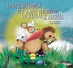 Papel Increible Familia De Camilo El Niño Que Se Aburria, La