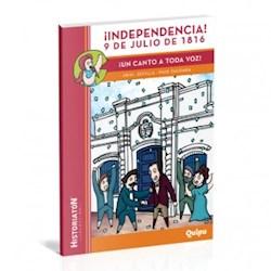Libro Independencia  9 De Julio De 1816