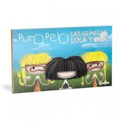 Libro Puro Pelo: Las Gemelas Lola Y Lila