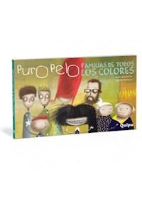 Papel Puro Pelo- Familas De Todos Los Colores