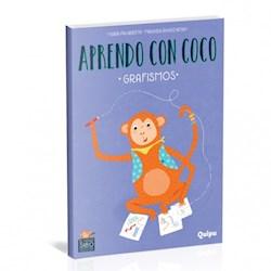 Papel Aprendo Con Coco Grafismos