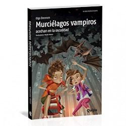 Libro Murcielagos Vampiros Acechan En La Oscuridad