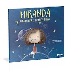 Libro Miranda , Perdida En El Planeta Tierra