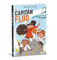 Libro El Capitan Fluo