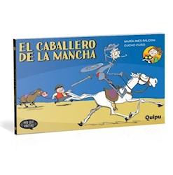 Libro El Caballero De La Mancha
