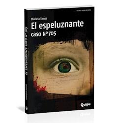 Libro El Espeluznante Caso Nro 705