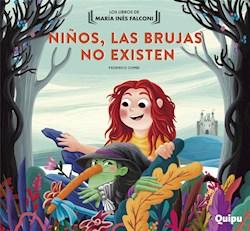 Libro Niños , Las Brujas No Existen