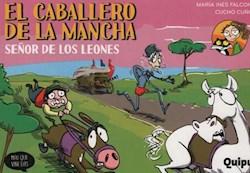 Papel Caballero De La Mancha Senor De Los Leones