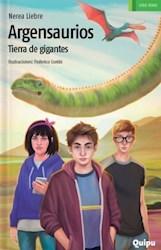 Libro Argensaurios   Tierra De Gigantes