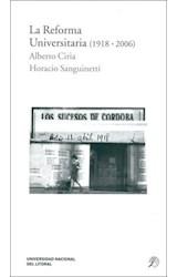 Papel LA REFORMA UNIVERSITARIA 1918-2006