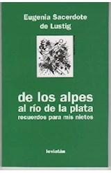 Papel DE LOS ALPES AL RIO DE LA PLATA