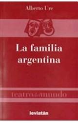 Papel LA FAMILIA ARGENTINA