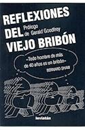 Papel REFLEXIONES DEL VIEJO BRIBON (RUSTICO)