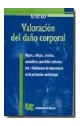 Papel VALORACION DEL DAÑO CORPORAL