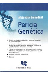 Papel PERICIA GENETICA