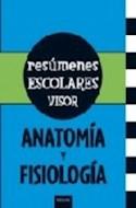 Papel ANATOMIA Y FISIOLOGIA (RESUMENES ESCOLARES VISOR)