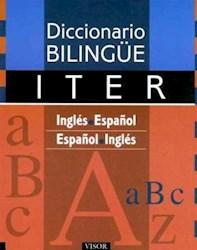 Papel Diccionario Bilingue Ingles Español Iter