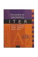 Papel DICCIONARIO DE SINONIMOS ITER