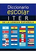 Papel DICCIONARIO DE LA LENGUA ESPAÑOLA ITER