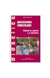 Papel ADECUACIONES CURRICULARES (APUNTES DE ATENCION A LA DIVERSID