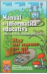 Papel HAY UN MOUSE EN MI JARDIN (INFORMATICA PARA EDUCACION INFANC