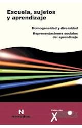 Papel ENSAYOS Y EXPERIENCIAS 53 (ESCUELA, SUJETOS Y APRENDIZAJE)
