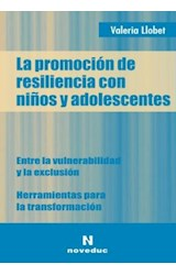 Papel PROMOCION DE RESILIENCIA CON NIÑOS Y ADOLESCENTES